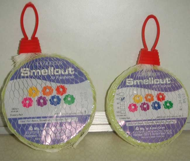 Air Fresheners -  Lavender - Round Hanging - 90gms and 60gms