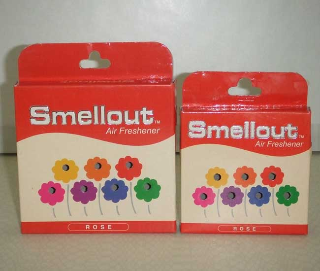 Air Fresheners - Rose -Square box packs - 75gms and 50gms
