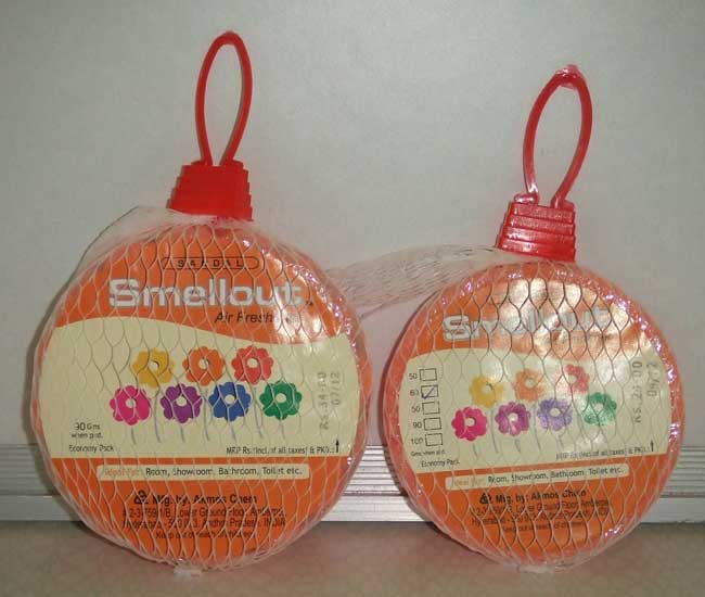 Air Fresheners - Sandal - Round Hanging - 90gms and 60gms