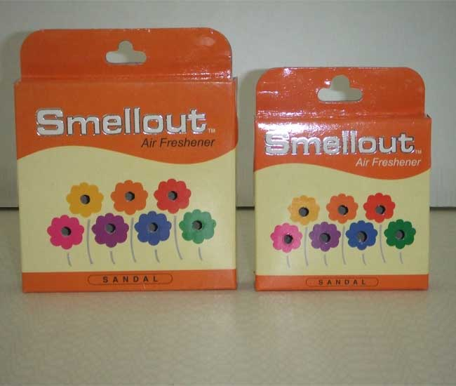 Air Fresheners - Sandal -Square box packs - 75gms and 50gms